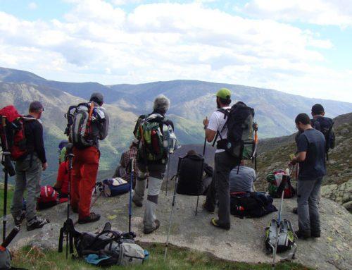 Rutas de Trekking  (Alta montaña)