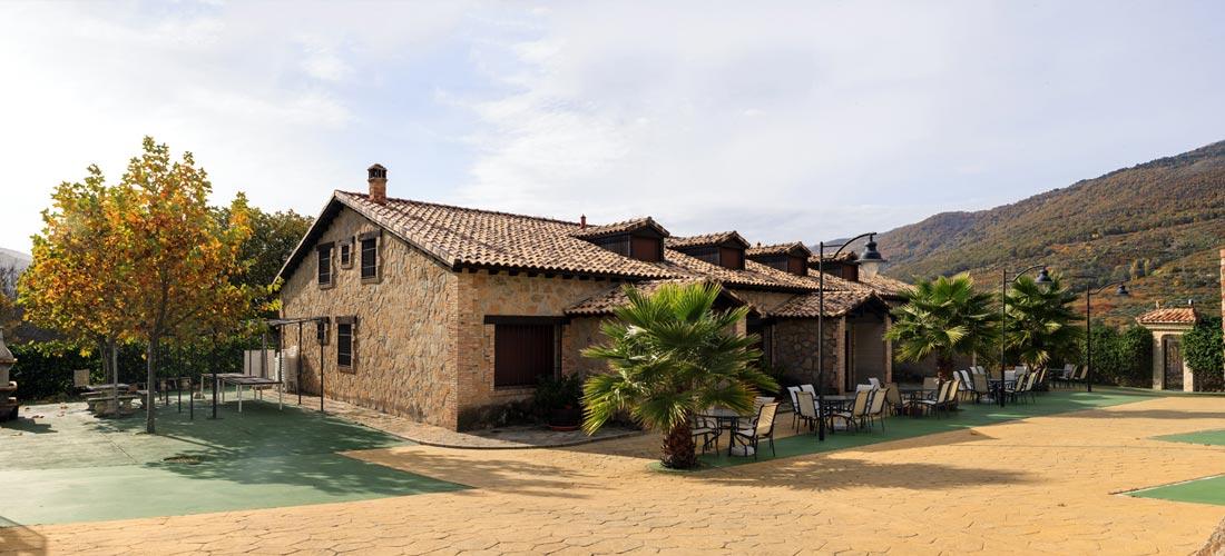 Casa rural Senderos del Jerte