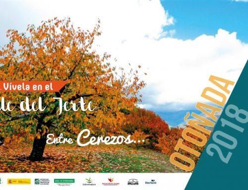 Otoñada 2018 del Valle del Jerte