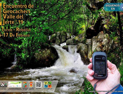 III Encuentro de Geocachers Valle del Jerte.