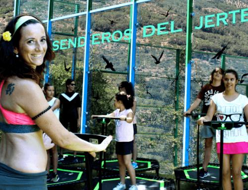 ¡Salta y diviértete con la #jumpingmania!