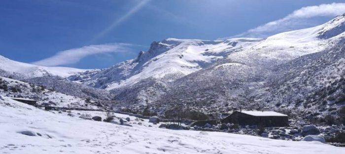 Garganta de San Martín